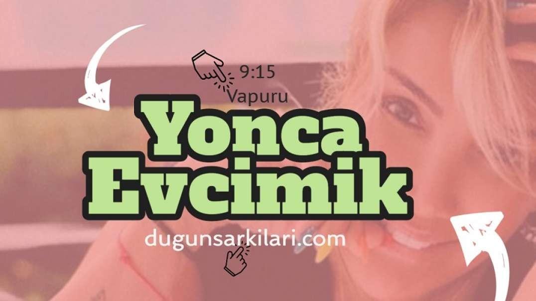 Yonca Evcimik - 8:15 Vapuru (Stereo) 1994 | Orijinal Müzik Video